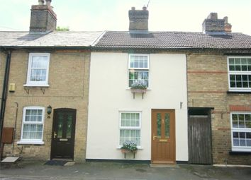 Thumbnail 2 bedroom terraced house for sale in New Road, Offord Cluny, St. Neots