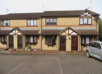 Thumbnail 2 bed town house to rent in Partridge Close, Caistor