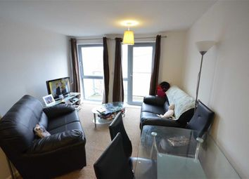 Thumbnail 1 bed flat for sale in Pioneer House, Elmira Way, Salford Quays
