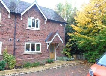 Thumbnail 2 bed semi-detached house for sale in Blackthorn Close, Baughurst, Tadley, Hampshire
