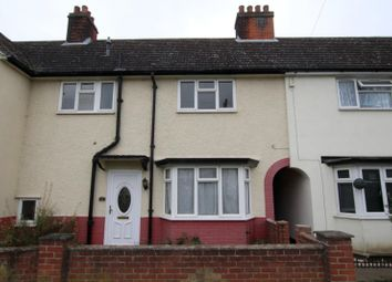 Thumbnail 3 bedroom terraced house to rent in Coniston Square East, Ipswich