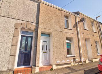 Thumbnail 2 bed terraced house for sale in Llewellyn Street, Llanelli