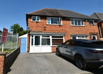 3 bed semi-detached house for sale in Scott Grove, Solihull B92