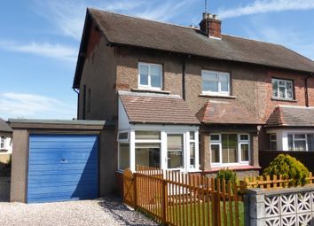 Thumbnail 3 bed semi-detached house for sale in Holmer Road, Holmer, Hereford