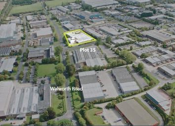 Thumbnail Warehouse to let in Blueprint Plot 35 Walworth Business Park, Andover, Hampshire