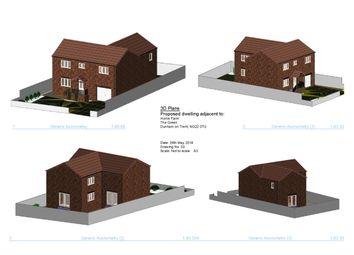 Thumbnail Land for sale in The Green, Dunham-On-Trent, Newark