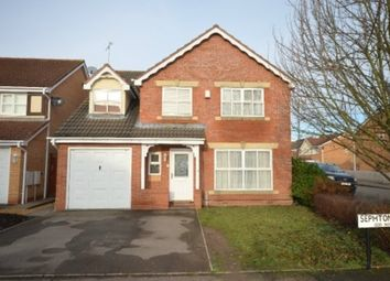 Thumbnail 5 bed detached house for sale in Sephton Drive, Hawkesbury, Longford, Coventry