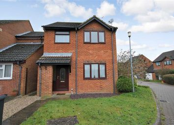 Thumbnail 3 bedroom detached house for sale in Harptree Close, Nine Elms, Swindon