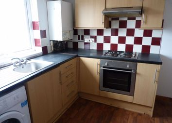 Thumbnail 1 bed flat to rent in Crwys Road, Cathays, Cardiff
