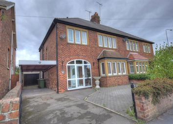 Thumbnail 3 bed semi-detached house for sale in Kingsgate, Bridlington
