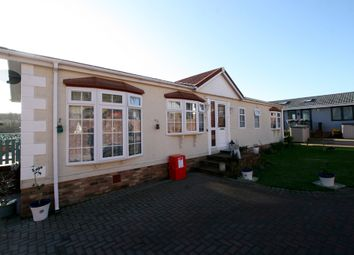 Thumbnail 3 bed mobile/park home for sale in Clinton Wood Close, Harrietsham