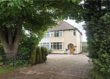 Thumbnail 3 bed semi-detached house for sale in Derby Road, Duffield