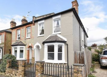 Thumbnail 3 bed semi-detached house for sale in Eastbury Road, Kingston Upon Thames
