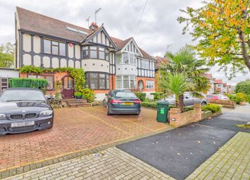 Thumbnail 4 bed semi-detached house for sale in Northumberland Road, Barnet