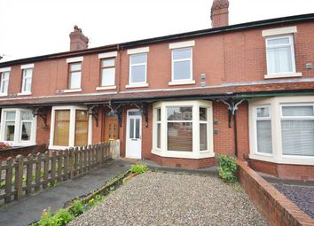Thumbnail 3 bed terraced house for sale in Preston Road, Chorley