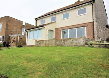 Thumbnail 4 bed detached house to rent in Castle Road, Portland, Dorset