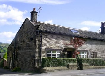 Thumbnail 4 bed end terrace house for sale in Spring Gardens Lane, Keighley, West Yorkshire