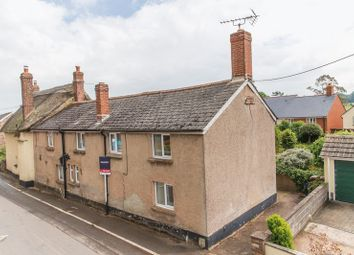 Thumbnail 3 bed end terrace house for sale in Sandford, Crediton