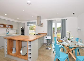 Thumbnail 3 bed semi-detached house for sale in Radnor Park Avenue, Folkestone, Kent