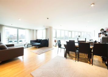 Thumbnail 3 bedroom flat for sale in Drake House, 14 St George Wharf