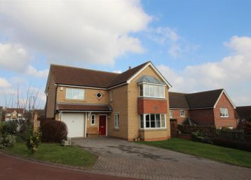 Thumbnail 4 bed detached house for sale in Fewston Close, Elwick Rise, Hartlepool