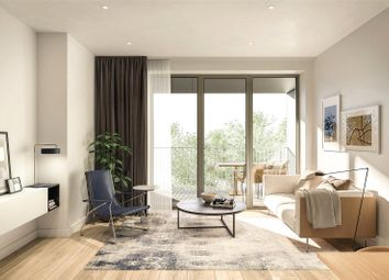 Thumbnail 2 bed flat for sale in The Tramyard, 266 Balham High Road, London