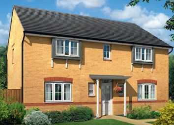 """Thumbnail 4 bed detached house for sale in """"Oakhampton"""" at Squinter Pip Way, Bowbrook, Shrewsbury"""