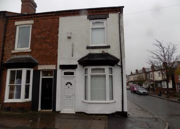 Thumbnail 4 bed end terrace house for sale in Green Lane, Handsworth, Birmingham