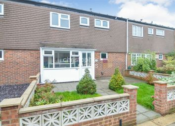 Thumbnail 3 bedroom terraced house for sale in Harkness Rosedale, Cheshunt, Hertfordshire