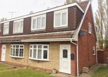 Thumbnail 3 bed semi-detached house to rent in Kingfisher Way, Saughall Massie, Wirrial