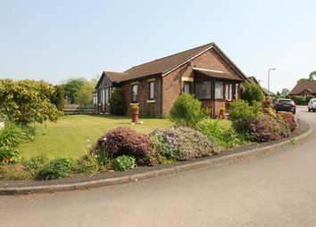 Thumbnail 3 bed detached bungalow for sale in Dale View, Laversdale, Irthington, Carlisle