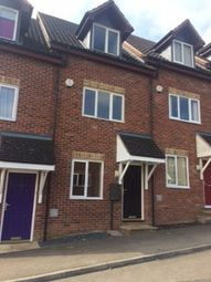 Thumbnail 3 bedroom town house to rent in Kirkwood Grove, Medbourne, Medbourne, Milton Keynes, Buckinghamshire