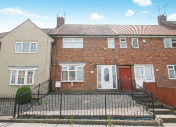 Thumbnail 2 bedroom terraced house for sale in Duddon Grove, Hull