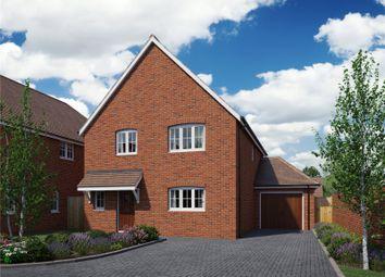 Maidstone Road, Matfield, Tonbridge, Kent TN12. 4 bed detached house