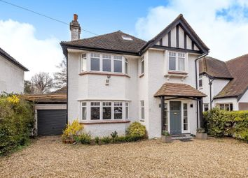Thumbnail 5 bed detached house for sale in Ember Lane, Esher