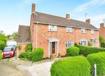 Thumbnail 3 bedroom semi-detached house for sale in Hesketh Road, Yardley Gobion, Towcester, Northamptonshire