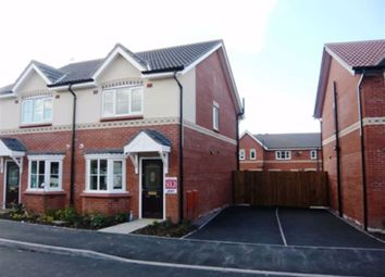 Thumbnail 2 bed semi-detached house to rent in Beaford Road, Manchester