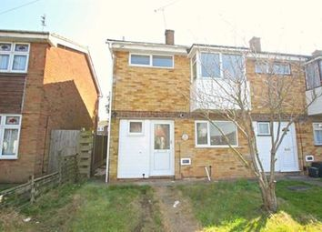 Link Road, Canvey Island SS8. 3 bed semi-detached house