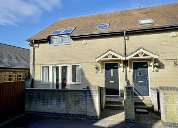 Thumbnail 2 bed terraced house for sale in The Mews, 23 New Street, St. Neots, Cambridgeshire