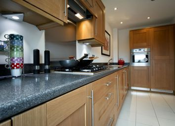 "Thumbnail 4 bed town house for sale in ""The Mease 1 - Plot 87"" at Stirling Road, Kilsyth, Glasgow"