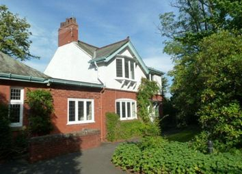 Thumbnail 3 bed detached house to rent in Harrop Road, Hale