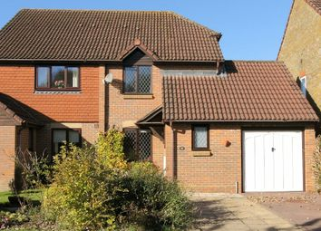 Thumbnail 3 bed semi-detached house for sale in Brackenbury, Andover