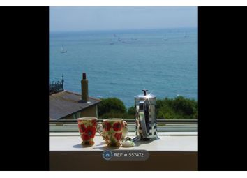 Thumbnail 4 bedroom flat to rent in Madeira Road, Ventnor