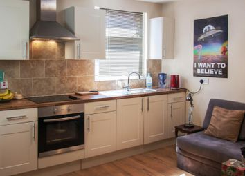 Thumbnail 1 bed flat to rent in Devana Road, Leicester