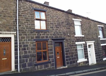 Thumbnail 2 bed terraced house to rent in North Street, Haslingden, Rossendale