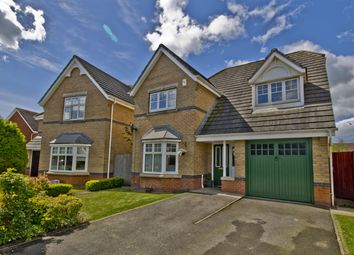 Thumbnail 4 bed detached house for sale in Grassholme Way, Eaglescliffe