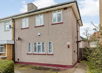 Thumbnail 3 bed semi-detached house for sale in Chadway, Dagenham, Essex