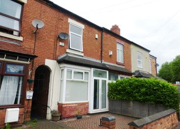 Thumbnail 3 bed terraced house for sale in Gravelly Lane, Erdington, Birmingham