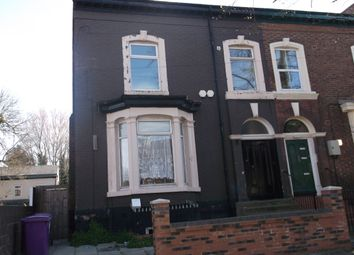 Thumbnail 3 bed duplex to rent in Balmoral Road, Fairfield, Kensington, Liverpool