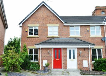 Thumbnail 3 bed semi-detached house for sale in Kings Fold, Atherton, Manchester